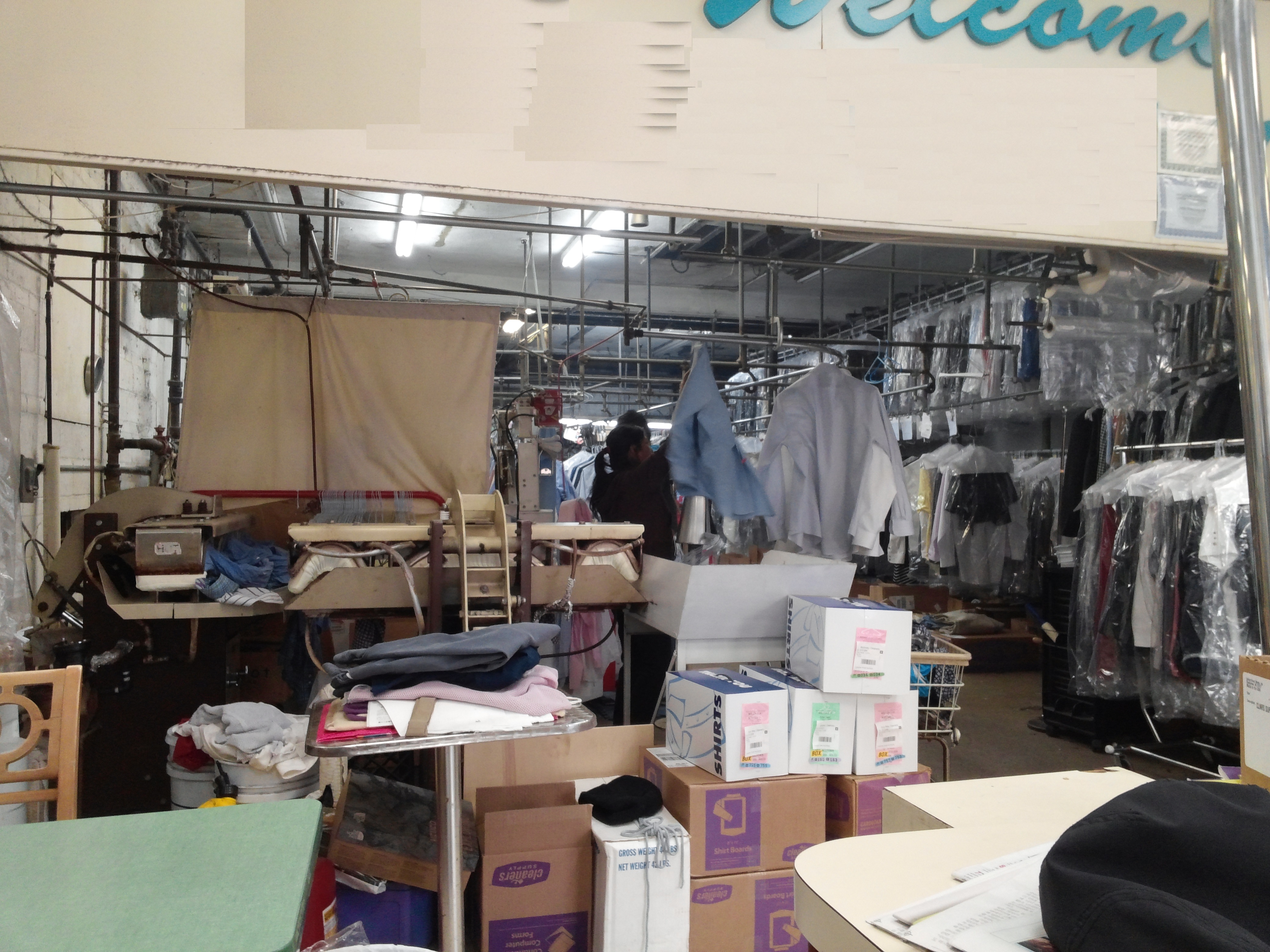 Dry Cleaner – Queens NY