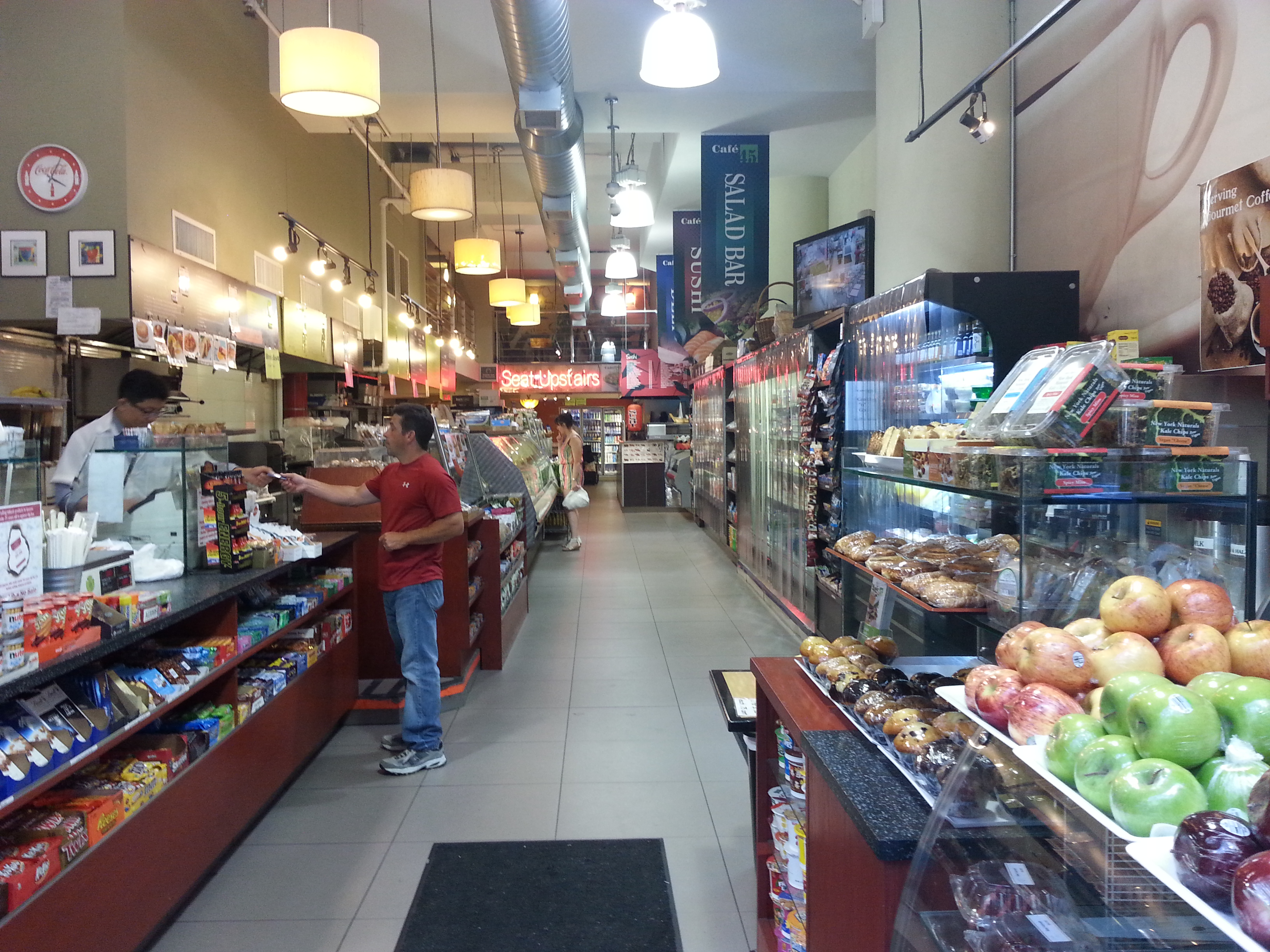 Gourmet Deli – Manhattan, NY === SOLD!!!