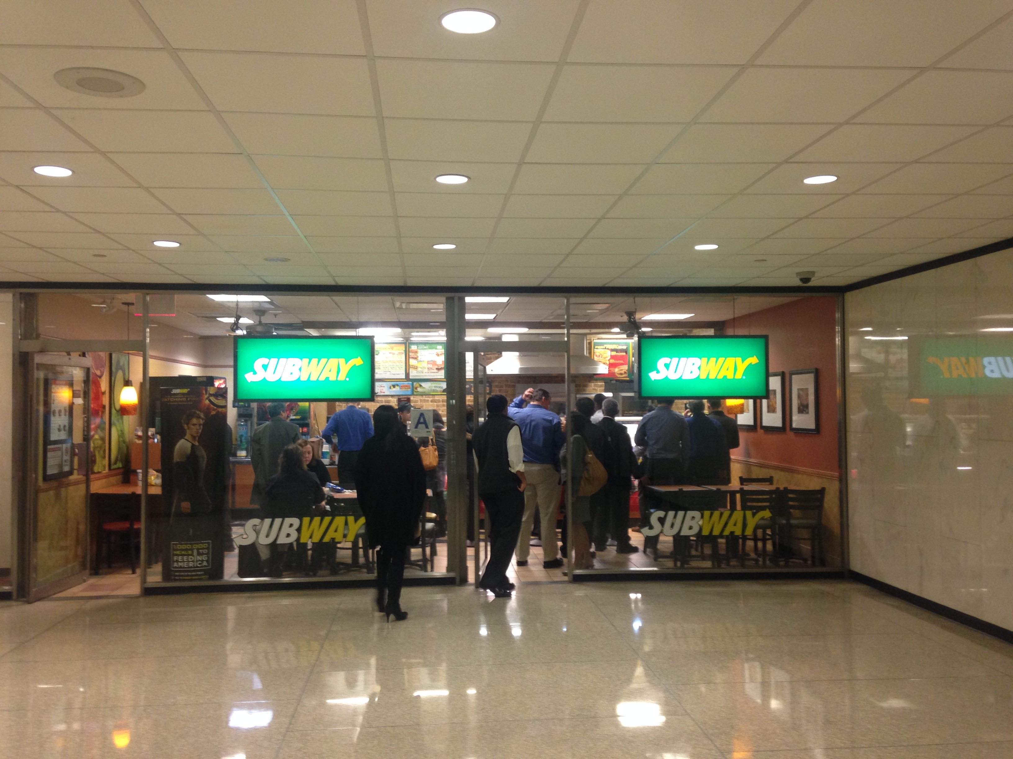 Subway – Manhattan, NY