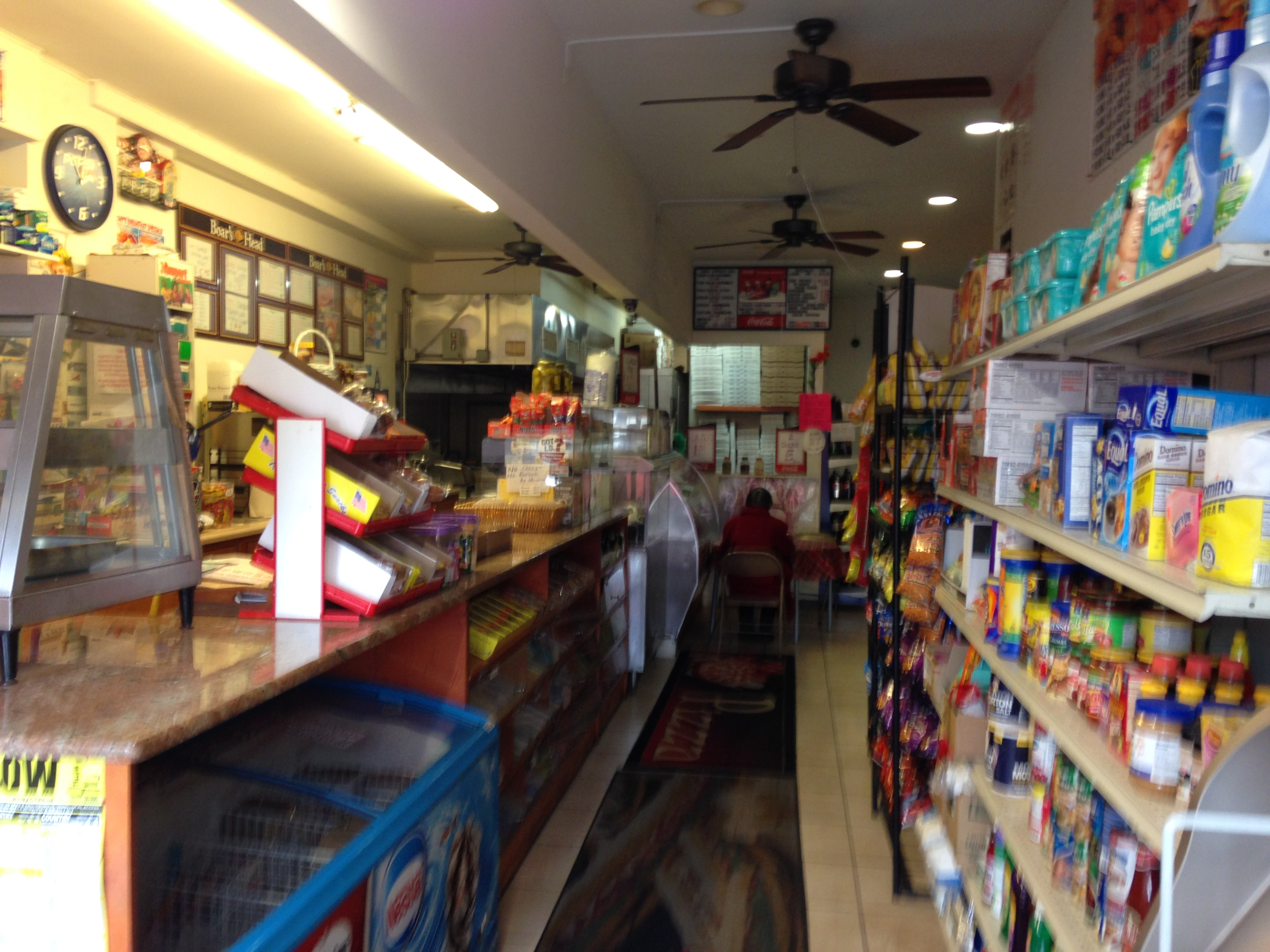 Deli Grocery Pizza – Queens, NY