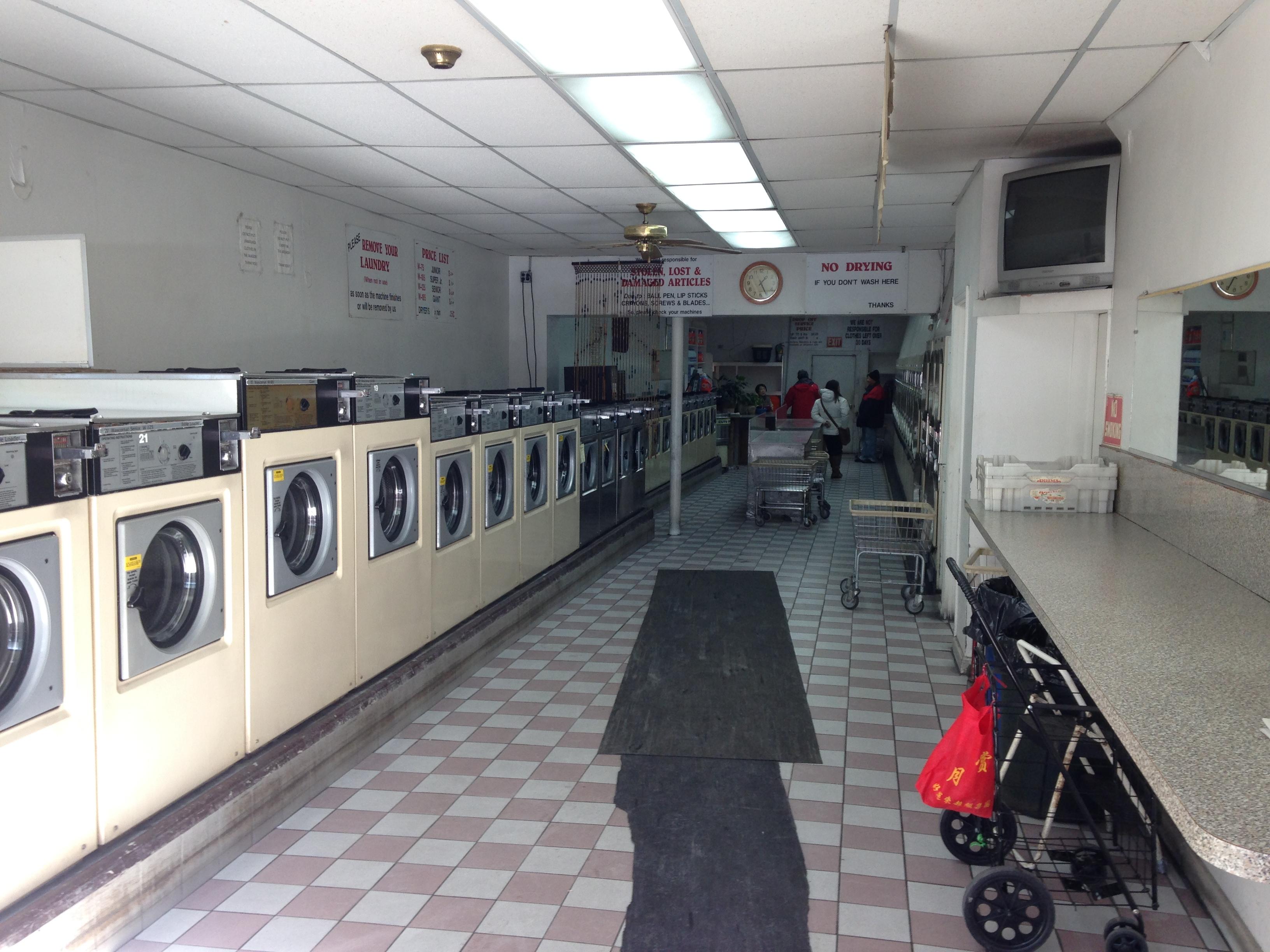 Laundromat – Brooklyn, NY === SOLD!!!