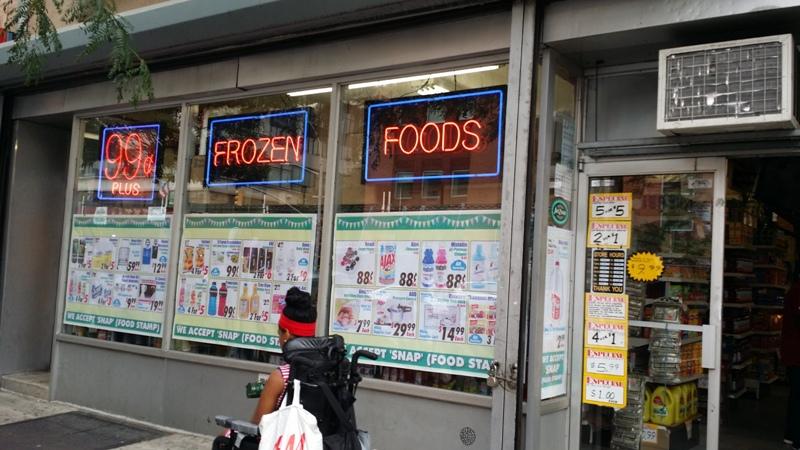 Discount Store – Manhattan, NY