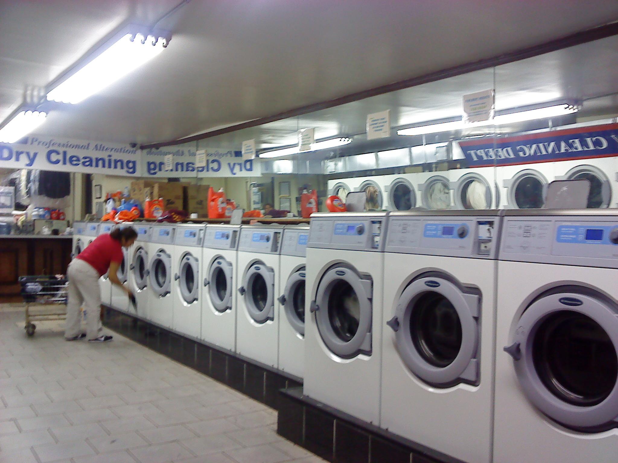 Laundromat 런드로멧-맨해튼 NY