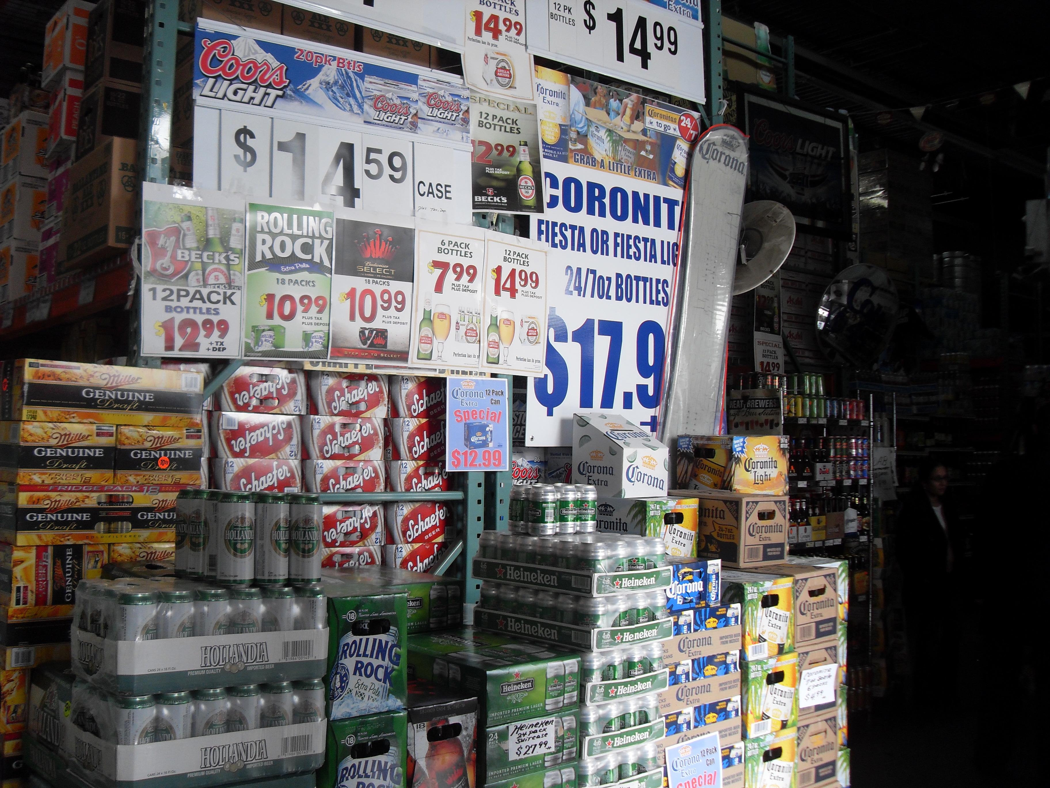 Beverage Retail & Wholesale