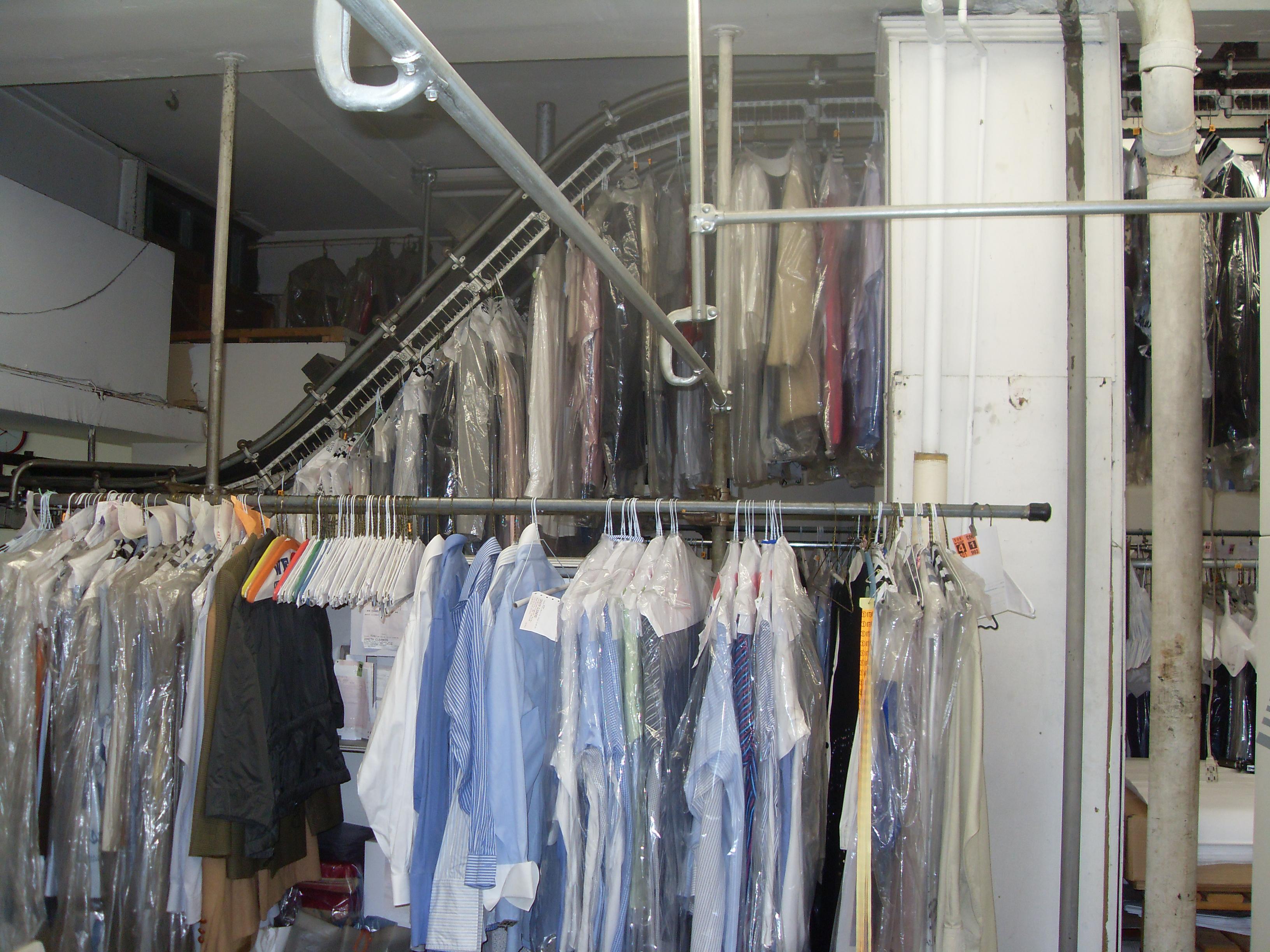 Cleaner 代洗店 曼哈顿 中城