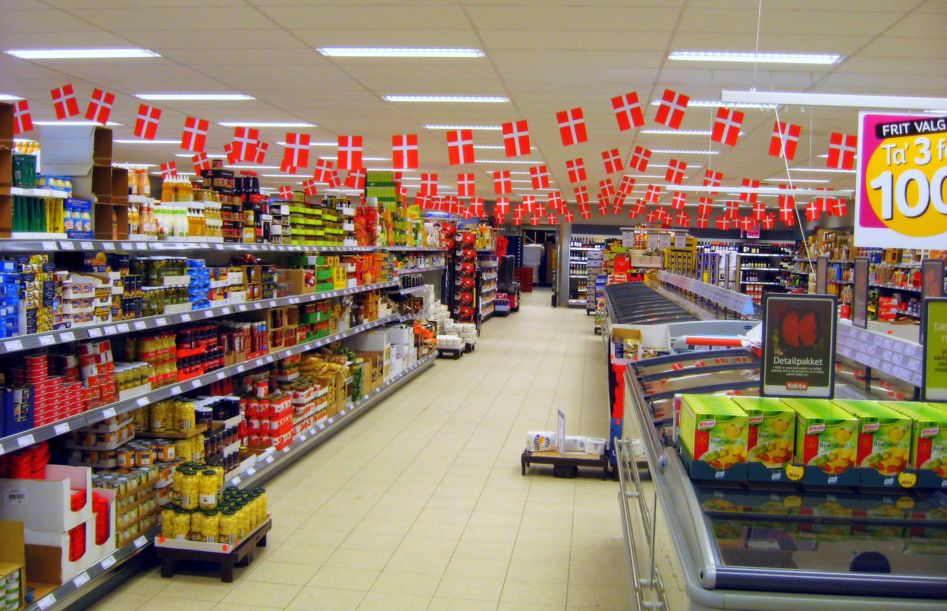 Supermarket  yonkers 超市-杨克斯