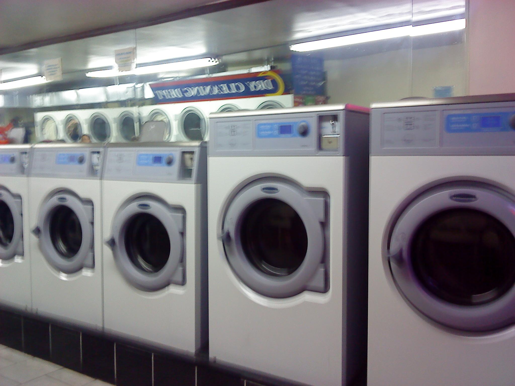 Laundromat  布碌仑24小时大型洗笼店