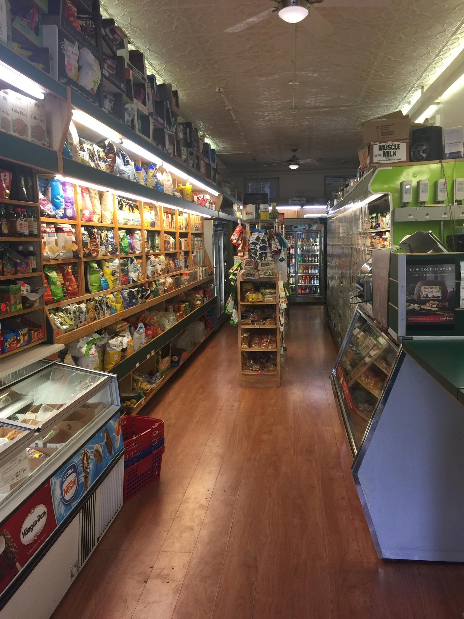Deli Grocery – Brooklyn(Gourmet)