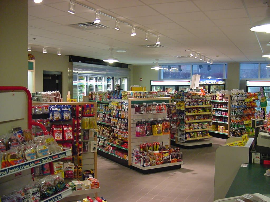 Deli Grocery Corner Store – Manhattan