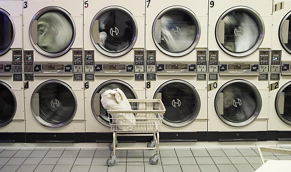 Laundromat , Hollis, Queens