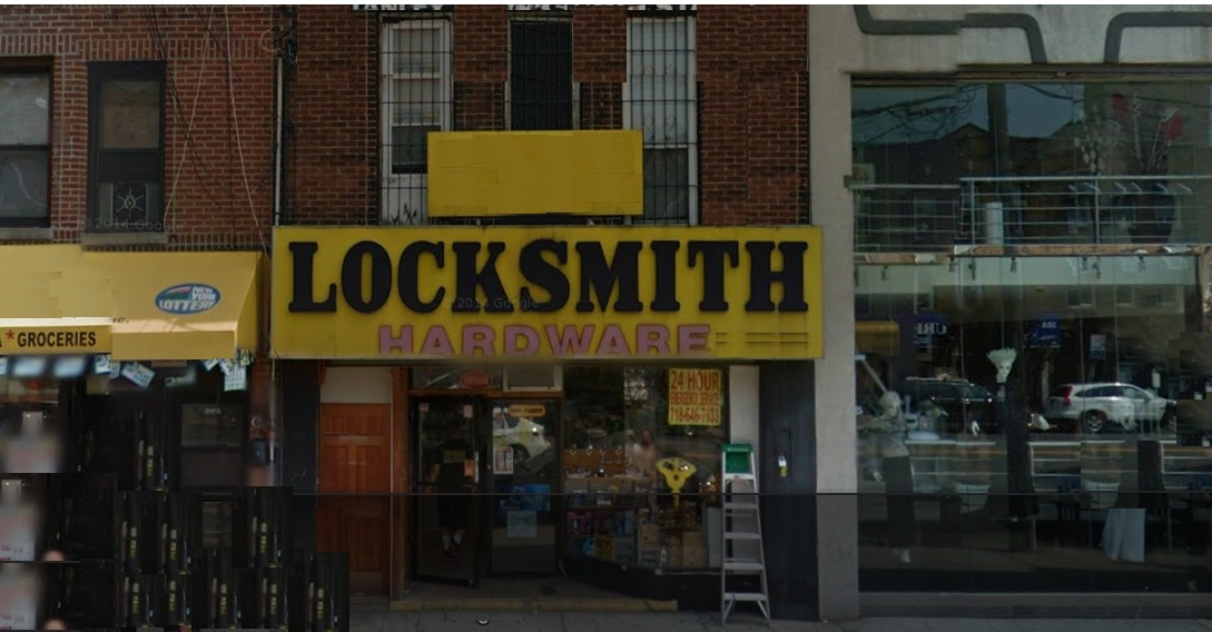 Hardware Locksmith Shop
