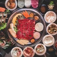 Korean BBQ ( 한식 )