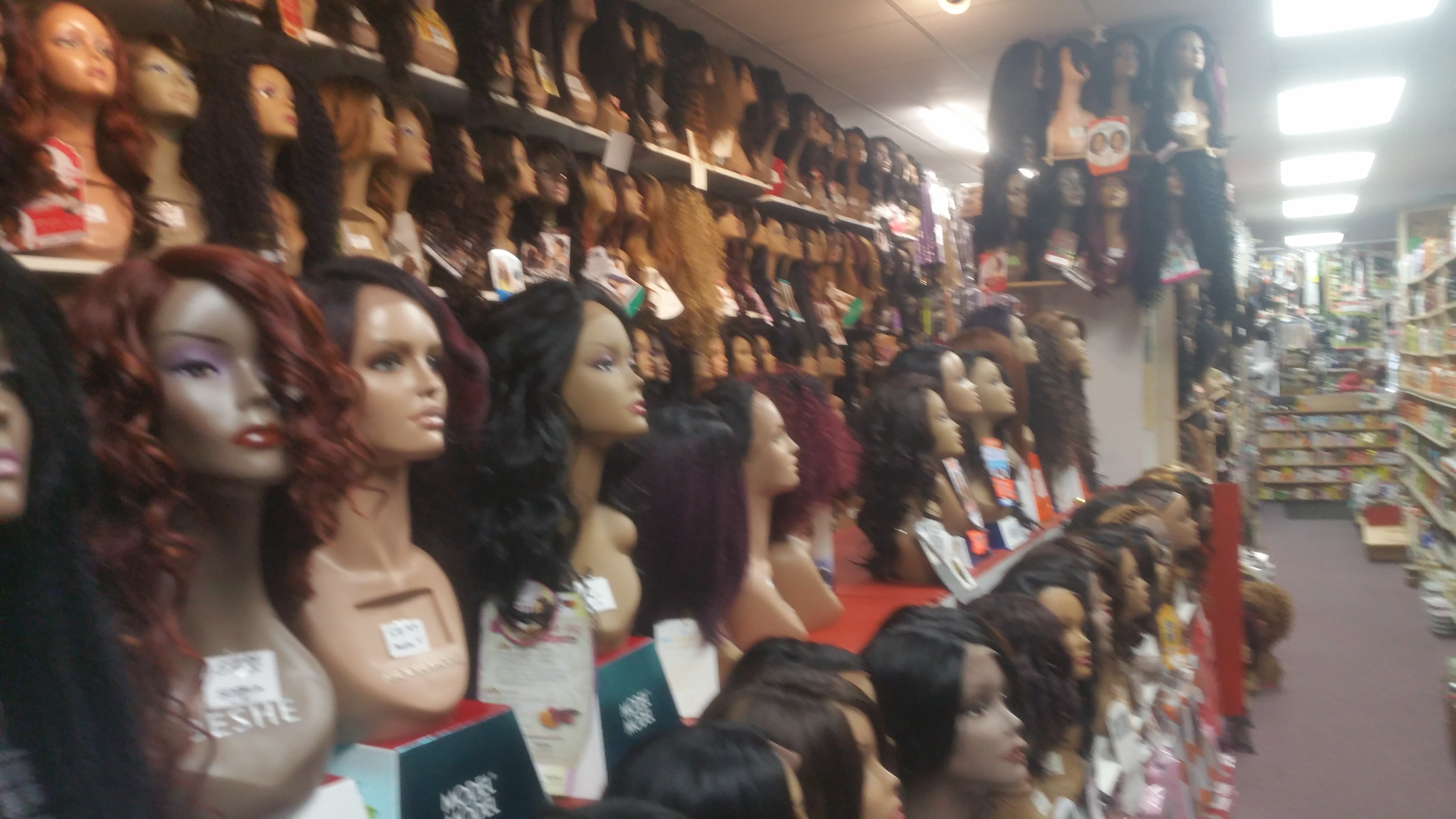 Beauty Supply, Not Available !!