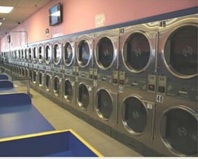 Laundromat, YZS, Queens