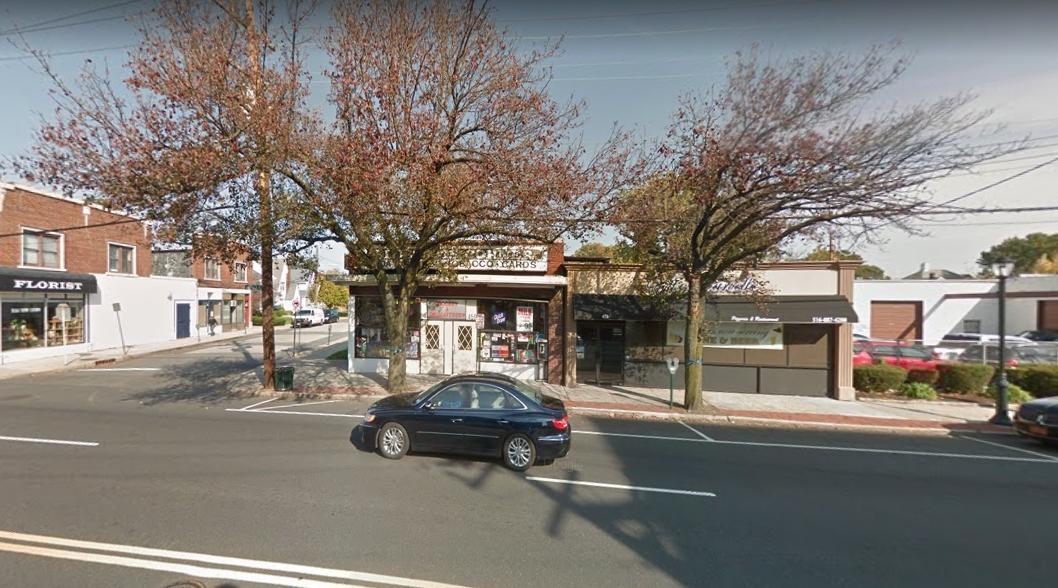 Convenience Store + BLDG